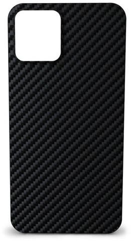 "EPICO pouzdro CARBON MAGNETIC MAGSAFE pro iPhone 12 mini (5,4""), černá"