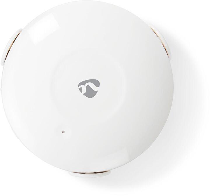Nedis WiFi, chytrý detektor úniku vody, napájení na baterii
