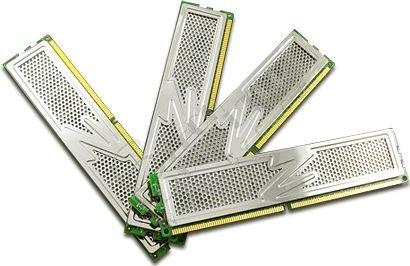 OCZ Platinum 8GB (4x2GB) DDR2 800