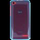 myPhone silikonové pouzdro pro Fun 4, transparentní tyrkysová