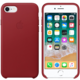 Apple kožený kryt na iPhone 8/7 (PRODUCT)RED, červená