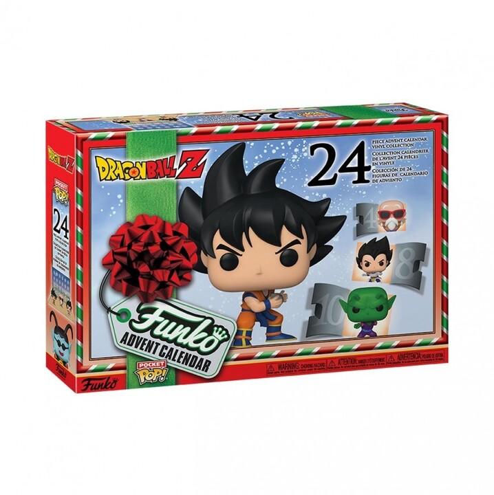 Adventní kalendář Funko Pocket POP! Dragon Ball Z