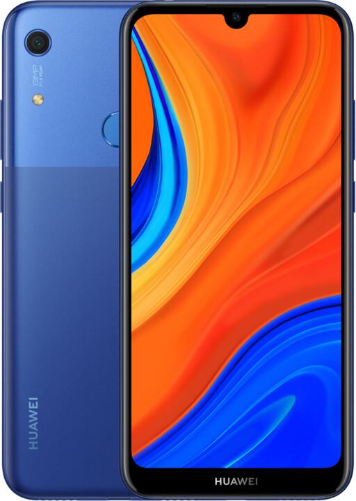 Huawei Y6s 2019, 3GB/32GB, Orchid Blue