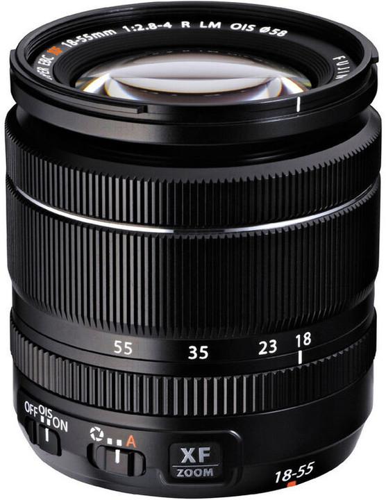 Fujinon XF18-55mm f/2.8-4