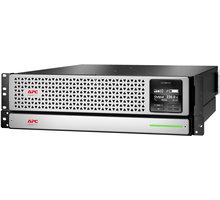 APC Smart SRT Li-Ion 1000VA, RM, 230V, 3U, síťová karta - SRTL1000RMXLI-NC