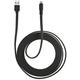 Trust Lightning kabel 3 m, černá