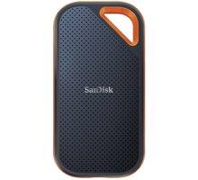 SanDisk Extreme Pro Portable - 500GB, černá/oranžová - SDSSDE80-500G-G25