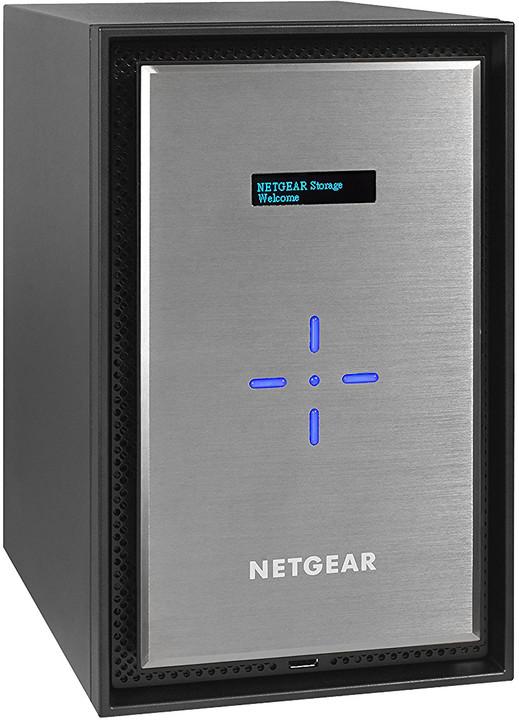 NETGEAR ReadyNAS 628X 48TB (8x6TB) ES
