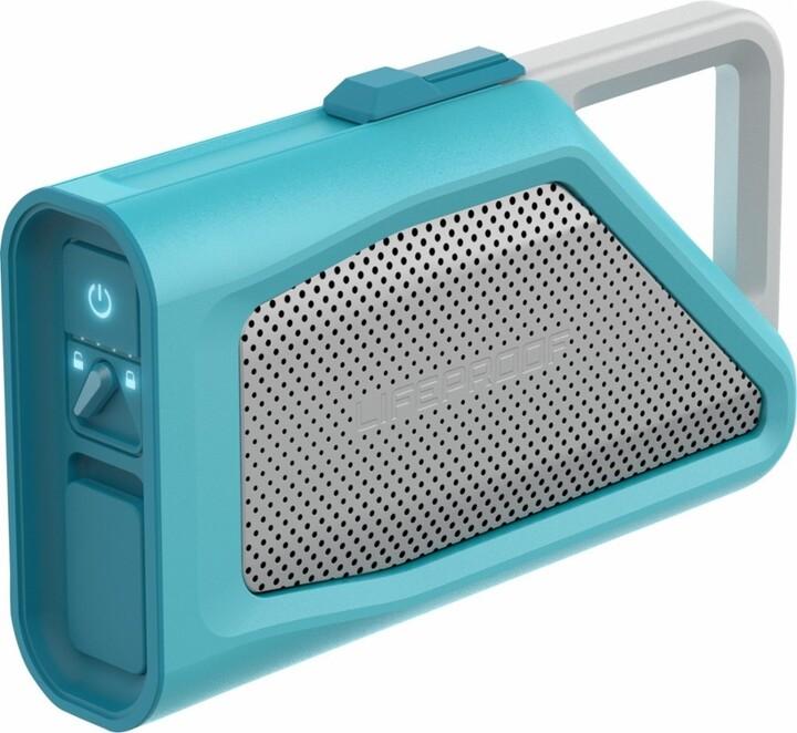 Lifeproof AQUAPHONICS AQ9, vodotěsný - šedý/modrý