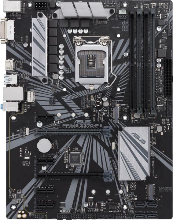 ASUS PRIME Z370-P II - Intel Z370