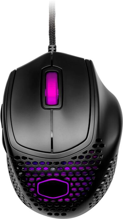 Cooler Master MM720, černá