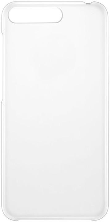 Huawei ochranný kryt pro Huawei Y6 2018, transparentní