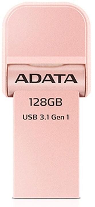 ADATA AI920 128GB růžová