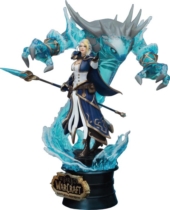 Figurka World of Warcraft - Jaina Proudmoore