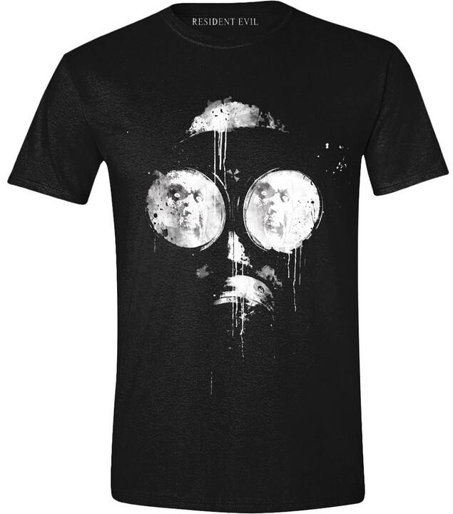 Tričko Resident Evil - Inked Mask (S)