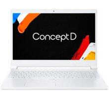 Acer ConceptD 3 (CN315-71-79VR), bílá - NX.C57EC.001