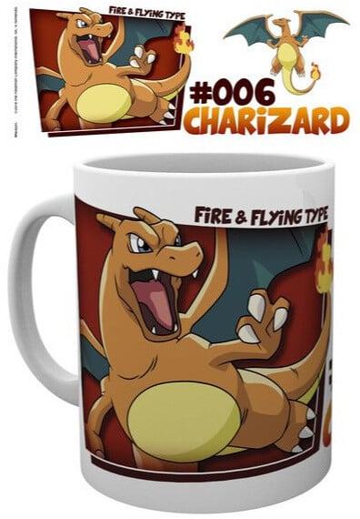 Hrnek Pokémon - Charizard