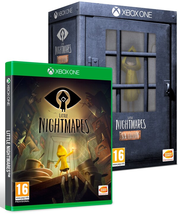 Little Nightmares - Six Edition (Xbox ONE)
