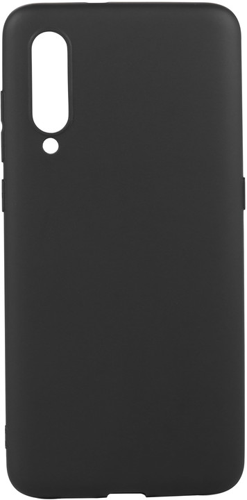 EPICO SILK MATT Case pro Xiaomi Mi 9, černá