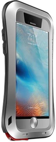 Love Mei Case iPhone 6 PLUS Three anti Straight version Silver