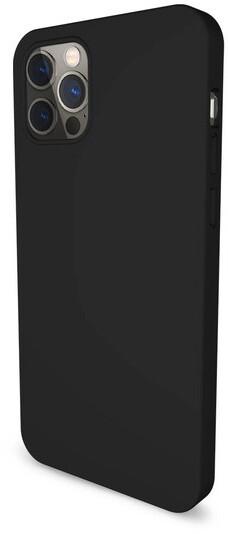"""EPICO silikonový kryt pro iPhone 12/12 Pro (6.1""""), černá"""