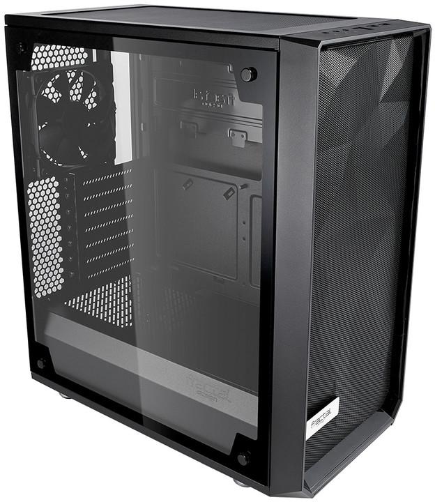 Fractal Design Meshify C - TG light, okno, černá