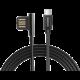 Remax RC-054a, datový kabel Typ-C, černá