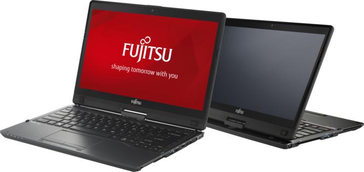 Fujitsu Lifebook T937, černá