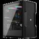 SilentiumPC Regnum RG6V TG Pure Black, TG, černá  + O2 TV s balíčky HBO a Sport Pack na 2 měsíce (max. 1x na objednávku)