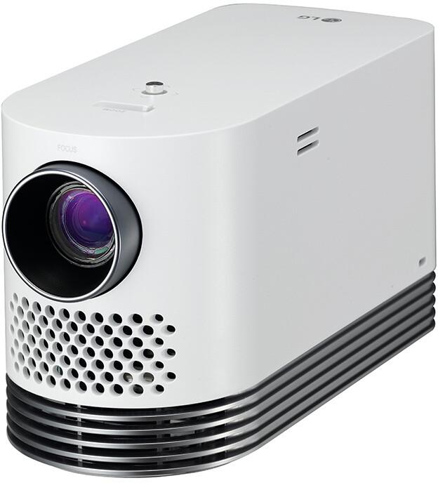 LG HF80JS mobilní mini projektor