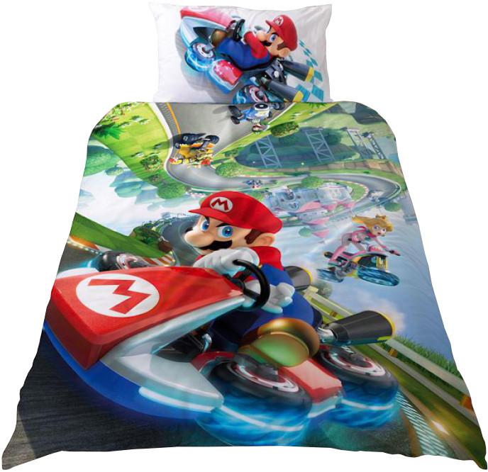 Povlečení Super Mario - Mario Kart