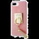 Guess Ring TPU Pouzdro Pink pro iPhone 7 Plus