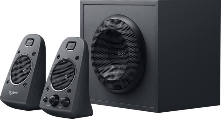 Logitech Z625 2.1, černá