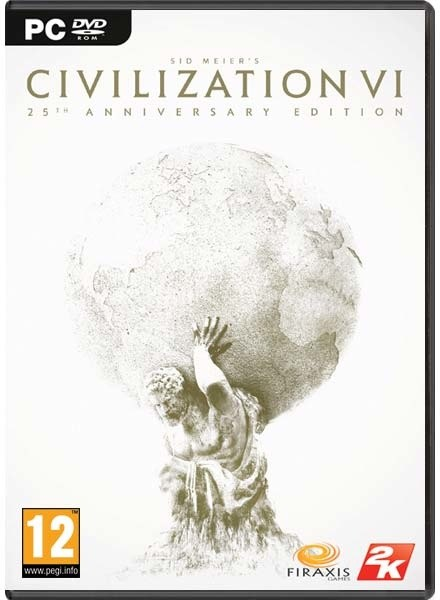 Civilization VI: 25th Anniversary Edition (PC)