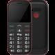 Cube 1 F100, černo/červená