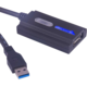 PremiumCord e-SATA adaptér s kabelem USB 3.0