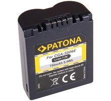 Patona baterie pro Panasonic CGA-S006E 750mAh - PT1042