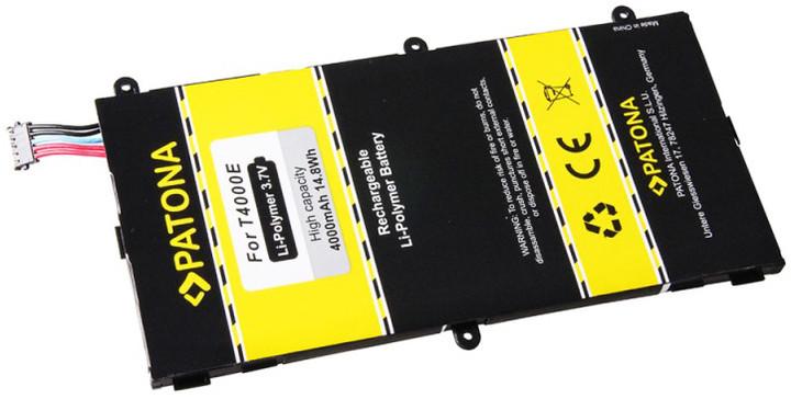 Patona baterie pro Samsung Galaxy Tab 3 4000mAh 3,7V Li-Ion