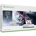 Xbox One S, 1TB, bílá + Star Wars Jedi: Fallen Order