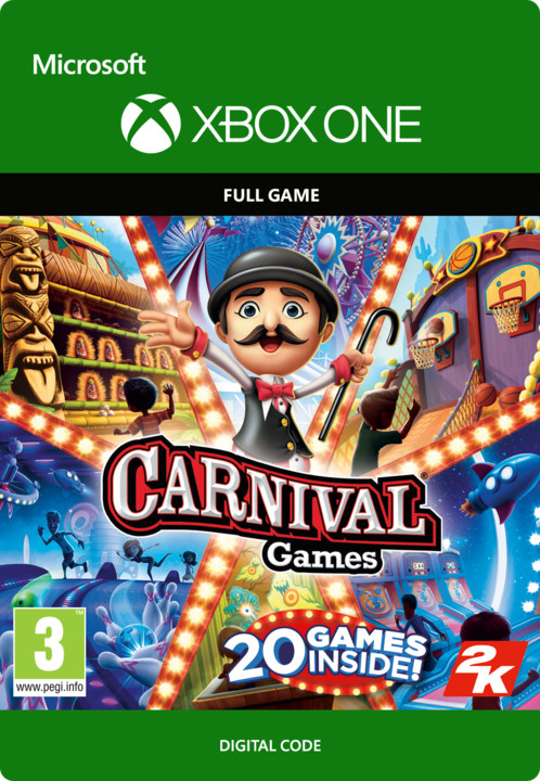 Carnival Games (Xbox ONE) - elektronicky