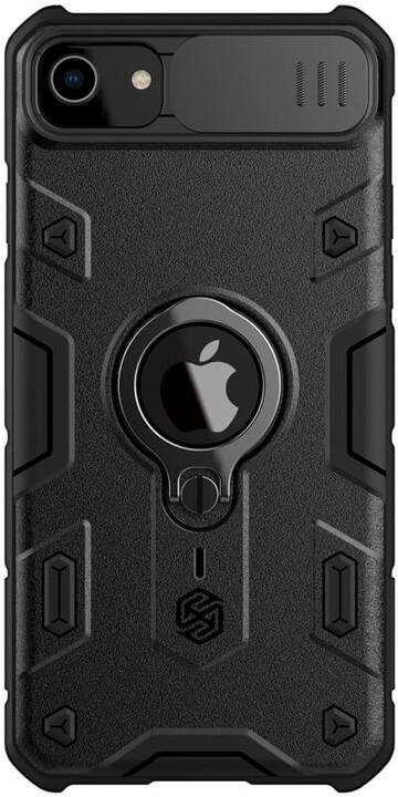 Nillkin zadní kryt CamShield Armor pro iPhone 7/8/SE(2020), černá