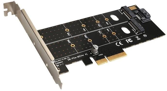 Evolveo NVME & M.2 SSD PCIe