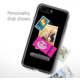 Spigen Ultra Hybrid S pro iPhone 7 Plus, jet black