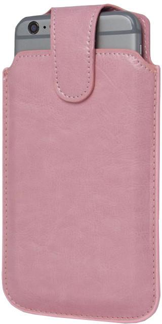 """EPICO Univerzální kapsička na smartphone 5"""" - růžová"""