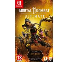 Mortal Kombat 11 Ultimate (SWITCH) - 5051890324849