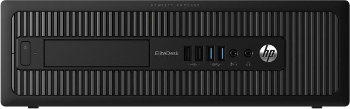HP EliteDesk 800 G1 SFF, černá