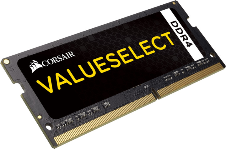 Corsair Value Select 4GB DDR4 2133 SODIMM