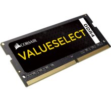 Corsair Value Select 4GB DDR4 2133 SO-DIMM CL 15 - CMSO4GX4M1A2133C15