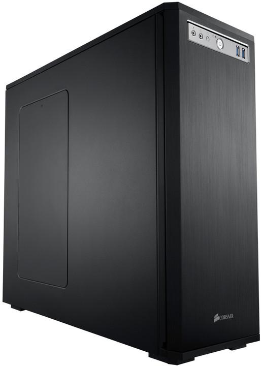 Corsair 550D Obsidian Series, černá, bez zdroje