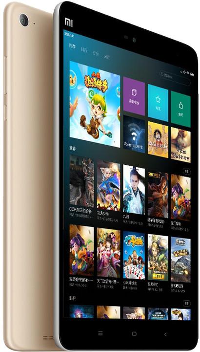Xiaomi MiPad 2 - 64GB, zlatá